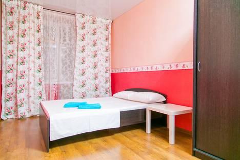 Сдается 2-комнатная квартира посуточнов Казани, ул. Чистопольская, 79.