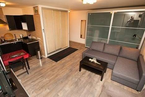 Сдается 1-комнатная квартира посуточнов Новокузнецке, Строителей проспект, 82.