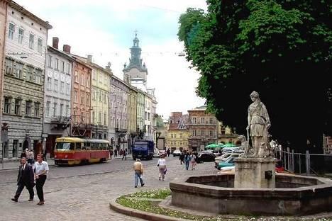 Сдается 1-комнатная квартира посуточно в Львове, ул.Войтовича,5.