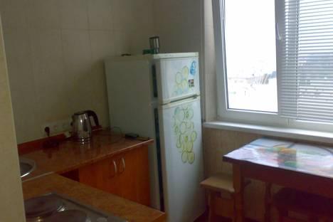 Сдается 2-комнатная квартира посуточно в Гурзуфе, Соловьева 10.