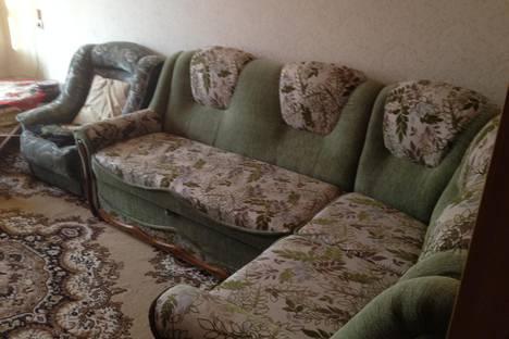 Сдается 2-комнатная квартира посуточно в Зеленоградске, ул. Победы, 19.