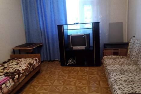 Сдается 2-комнатная квартира посуточно в Нижневартовске, ул. Ленина, 36.