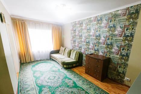 Сдается 1-комнатная квартира посуточно в Кургане, ул. Карельцева 13.