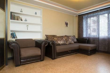 Сдается 1-комнатная квартира посуточно в Челябинске, ул. Воровского 17А.