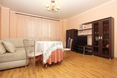 Сдается 2-комнатная квартира посуточно в Челябинске, 40 лет Победы, 31В.