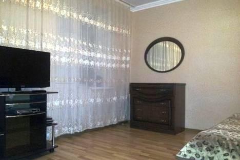 Сдается 1-комнатная квартира посуточно во Владикавказе, ул. Калинина, 35.