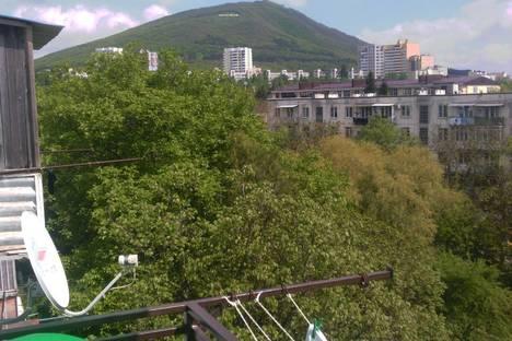 Сдается 1-комнатная квартира посуточнов Минеральных Водах, ул. Юлиуса Фучика, 4/2.