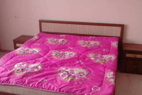 Сдается 1-комнатная квартира посуточнов Чебаркуле, ул. Колесова, 1.