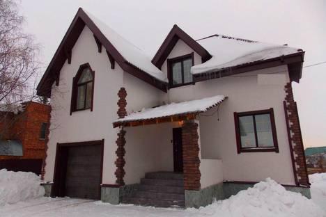 Сдается коттедж посуточно в Новосибирске, Лесной переулок, 6.