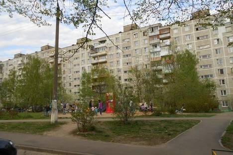 Сдается 2-комнатная квартира посуточно в Щёлкове, ул. Космодемьянская, 6.