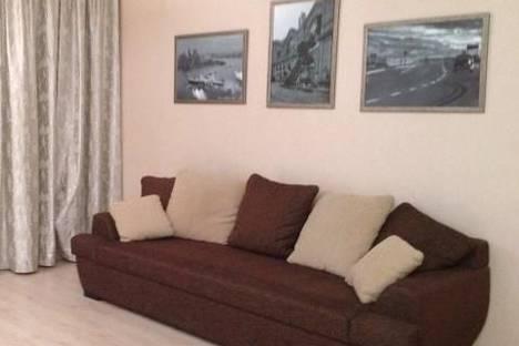 Сдается 3-комнатная квартира посуточно в Новокузнецке, Транспортная 51.