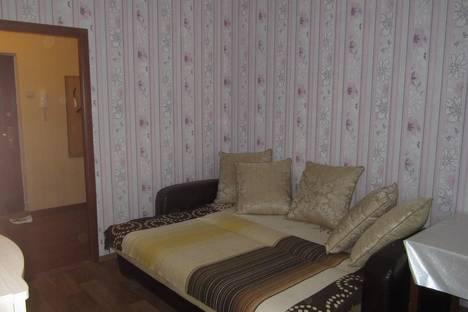 Сдается 1-комнатная квартира посуточно в Архангельске, Новгородский проспект, 158.