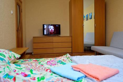 Сдается 1-комнатная квартира посуточно в Воронеже, ул. Карла Маркса 116а.