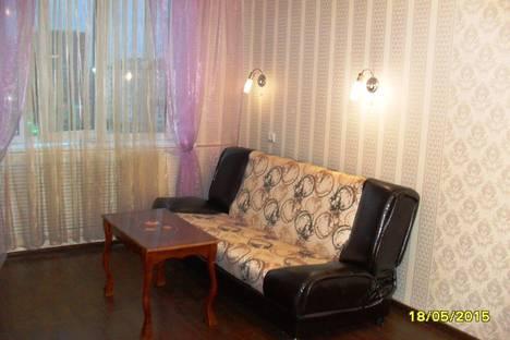 Сдается 1-комнатная квартира посуточнов Уфе, ул. Юрия Гагарина,  12.