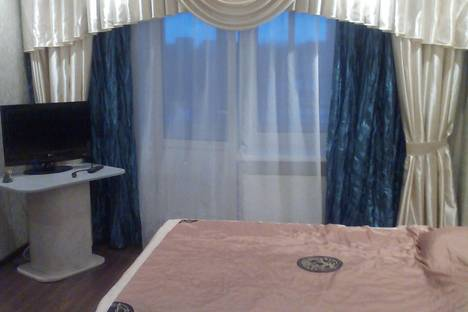 Сдается 1-комнатная квартира посуточно в Ярославле, Ленинградский проспект 52.