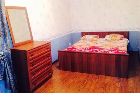Сдается 2-комнатная квартира посуточново Владикавказе, ул Зои Космодемьянской 4.