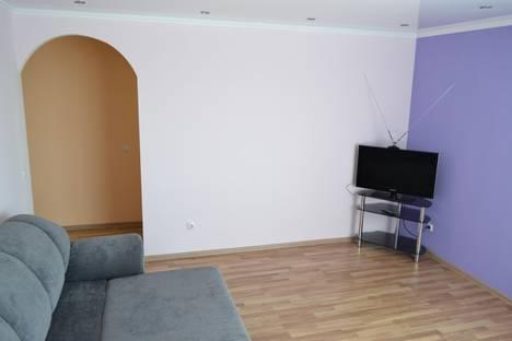 Сдается 1-комнатная квартира посуточнов Рузаевке, ул. Волгоградская, 75/3.