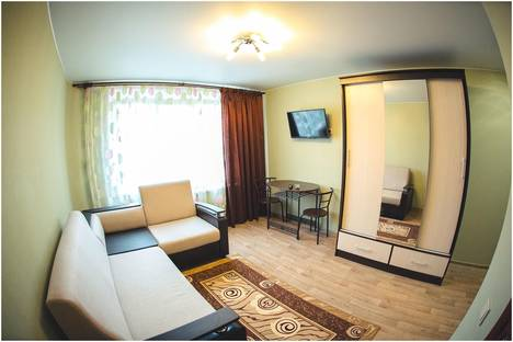 Сдается 1-комнатная квартира посуточно в Твери, Октябрьский проспект, 97.
