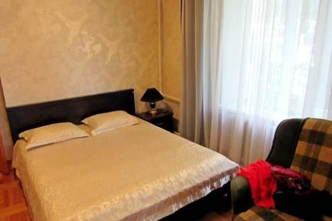 Сдается 2-комнатная квартира посуточно в Ялте, Партизанский переулок, 4.