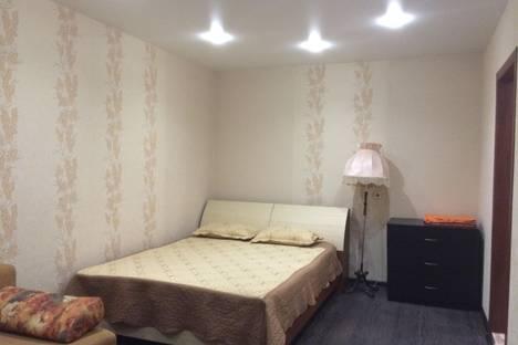 Сдается 1-комнатная квартира посуточнов Казани, Меридианная ул., 7.