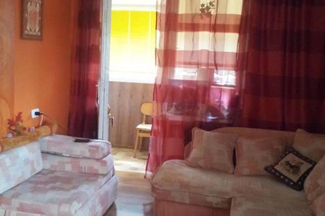 Сдается 1-комнатная квартира посуточнов Береговом, ул. Октябрьская, д.5.