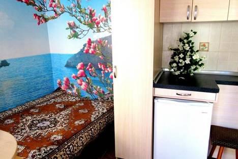 Сдается 1-комнатная квартира посуточно, ул. Дмитриева, 7А.