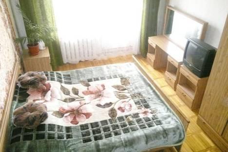 Сдается 1-комнатная квартира посуточнов Железноводске, ул. Октябрьская, д. 3.