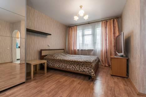 Сдается 1-комнатная квартира посуточнов Екатеринбурге, Азина, 39.