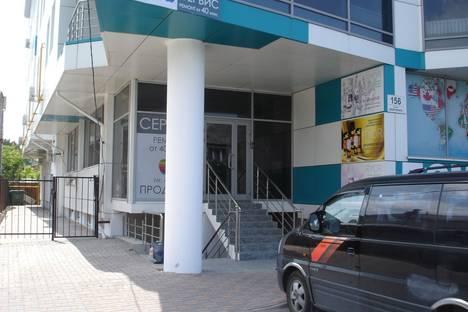 Сдается 1-комнатная квартира посуточно в Анапе, шевченко 156.