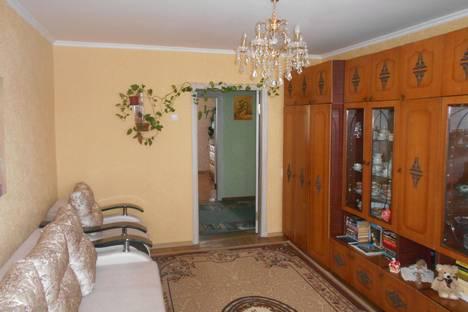 Сдается 2-комнатная квартира посуточно в Судаке, Октябрьская 34.