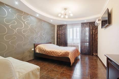 Сдается 1-комнатная квартира посуточно в Ростове-на-Дону, пер. Халтуринский, 206В.