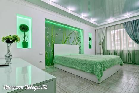 Сдается 1-комнатная квартира посуточнов Пензе, пр. Победы, 132.