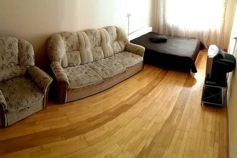 Сдается 1-комнатная квартира посуточнов Казани, ул. Академика Сахарова, 6.