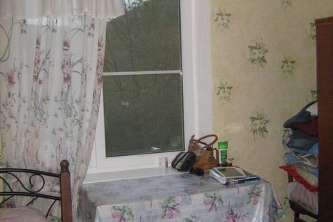 Сдается 2-комнатная квартира посуточно в Архипо-Осиповке, ул. Рабочая 33, кв. 5.