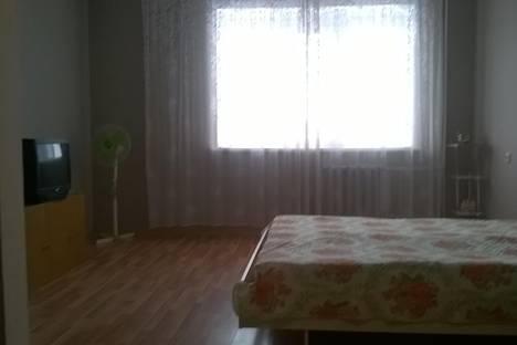 Сдается 1-комнатная квартира посуточнов Оренбурге, ул. Юных Ленинцев, 21.
