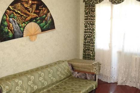 Сдается 1-комнатная квартира посуточно в Кременчуге, Цюрупы 6.