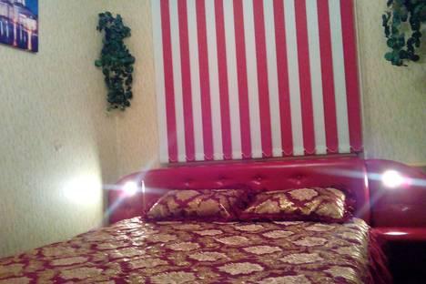 Сдается 2-комнатная квартира посуточно в Иванове, Кудряшова 84.