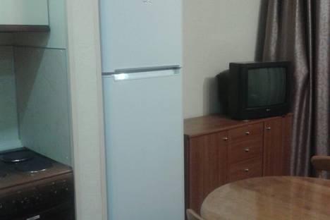 Сдается 1-комнатная квартира посуточно в Иркутске, ул. Уткина, 28а.
