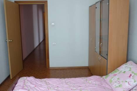 Сдается 3-комнатная квартира посуточнов Томске, ул.КИЕВСКАЯ,15.