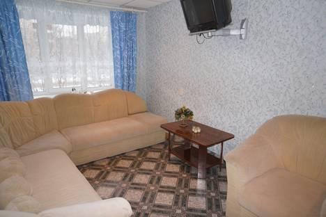 Сдается 1-комнатная квартира посуточно в Иванове, просп. Строителей, 78.