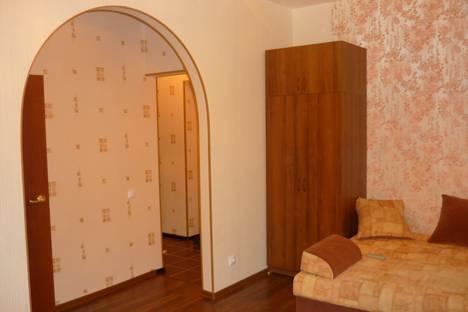 Сдается 1-комнатная квартира посуточнов Томске, ул. КУЗНЕЦОВА,11.