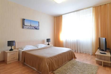 Сдается 1-комнатная квартира посуточно в Воронеже, ул. Кропоткина, 11 а.