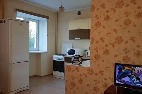 Сдается 1-комнатная квартира посуточно в Хабаровске, Амурский бульвар 63.