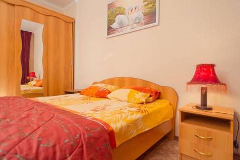 Сдается 3-комнатная квартира посуточно в Пензе, Пушкина 43.