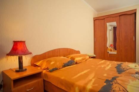 Сдается 2-комнатная квартира посуточно, Пушкина 43.