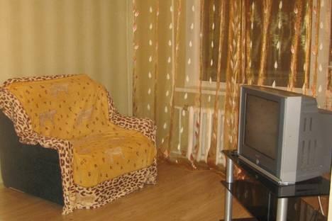 Сдается 1-комнатная квартира посуточнов Тюмени, 50 лет ВЛКСМ 77.