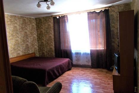 Сдается 1-комнатная квартира посуточно в Иванове, Велижская ул., 12а.
