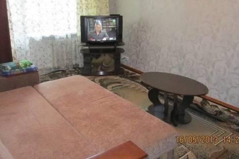 Сдается 1-комнатная квартира посуточно в Кременчуге, ул. Победы, 11.