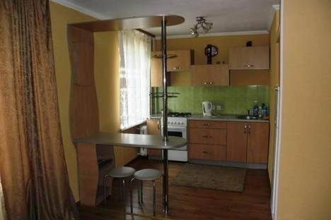 Сдается 1-комнатная квартира посуточно в Кременчуге, ул. Победы, 7.