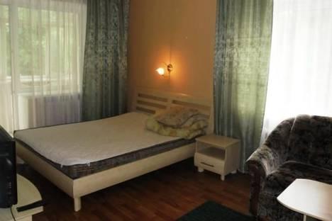 Сдается 1-комнатная квартира посуточно в Кременчуге, ул. Пролетарская, 9.